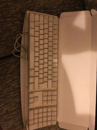 Teclado keyboard mb110y/b