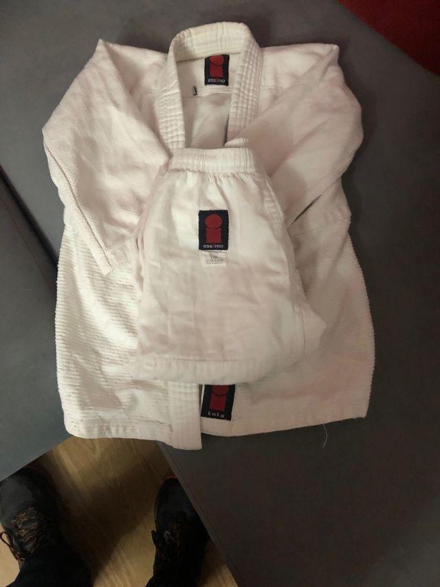 Traje / Kimono Judo 120 cm