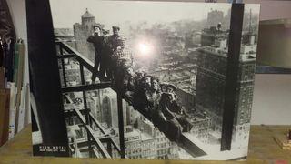 Cuadro trabajadores New York