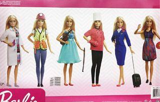 Barbie profesiones NUEVO
