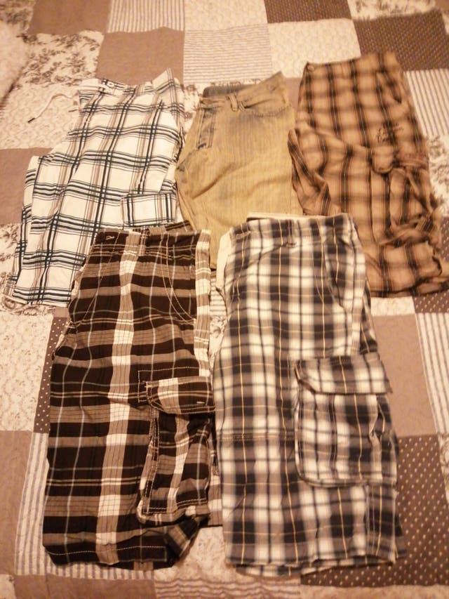 Lote pantalones hombre