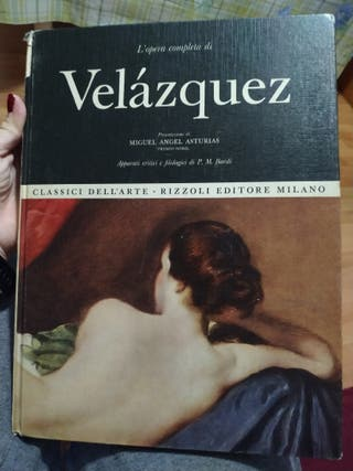 libro: Velázquez