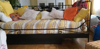 Diván/cama Ikea