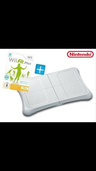 Wii fit + tabla