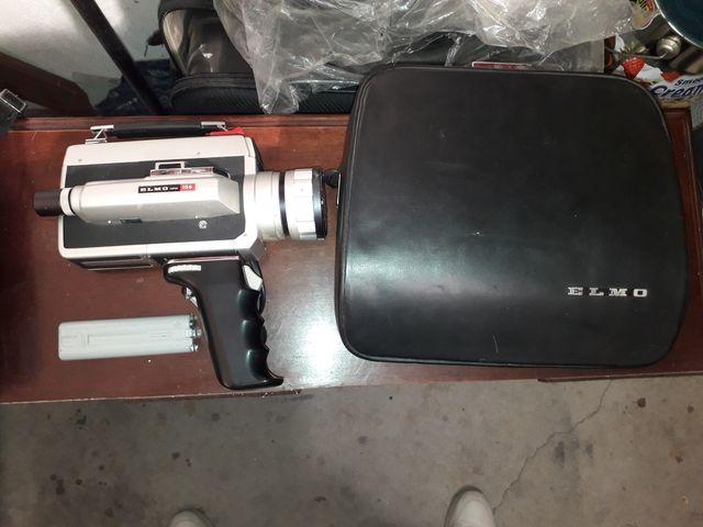 Camara de video Super 8