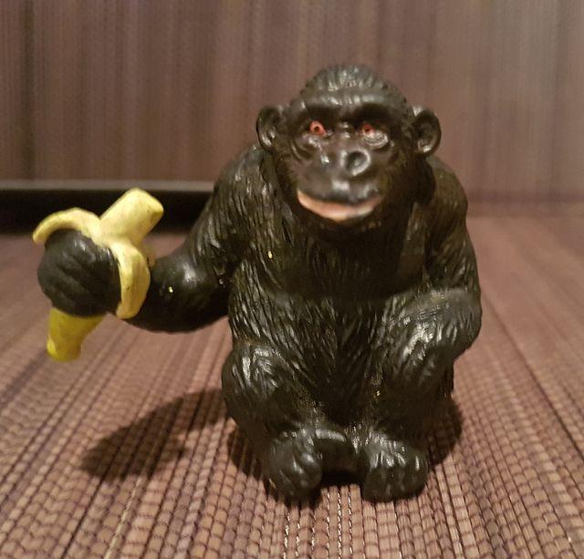Figura PVC Gorila negro