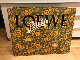 Bolsa Loewe original.