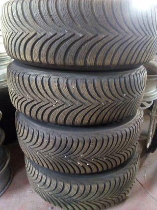 ruedas con llantas de Mazda 6
