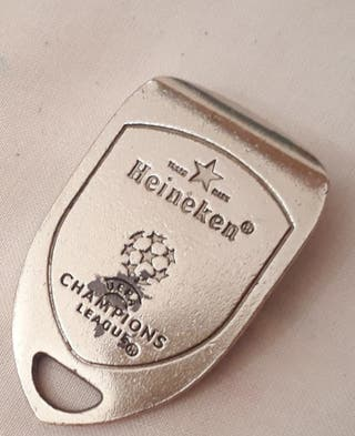 Llavero Heineken Champions League