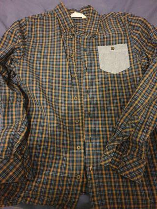 Camisa chico H&M Talla S