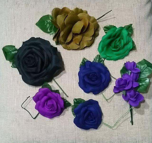 flores de flamenca nuevas