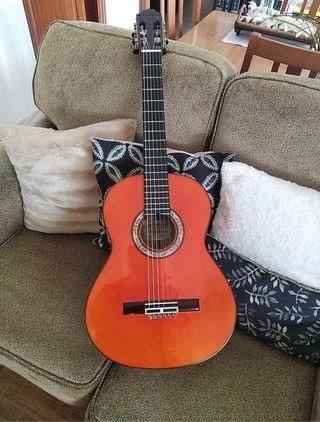 Guitarra Flamenca Hnos.Sanchís 1F Extra de ciprés