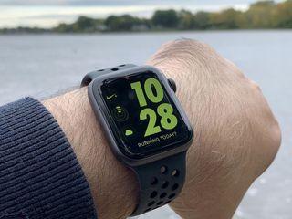 Apple Watch 4 nike 44 mm