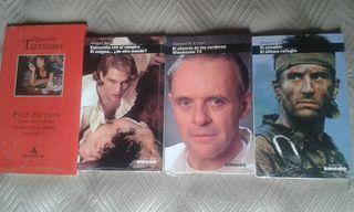 libros cine nuevos. películas