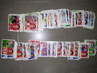 cromos de fútbol liga 2008/2009