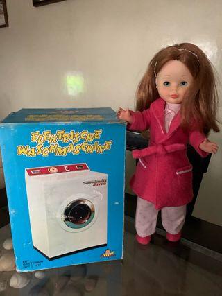 Lavadora de juguete