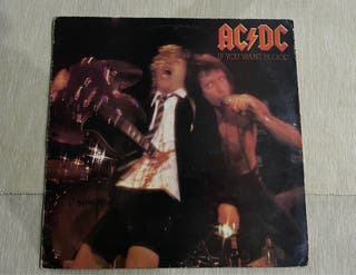 """Lp AC/DC """" If you want blood"""""""