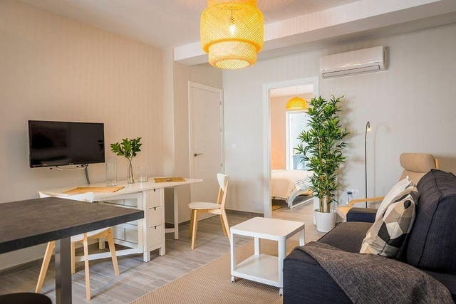 Apartamento en alquiler en Zona Fuentemora en Antequera (Antequera, Málaga)