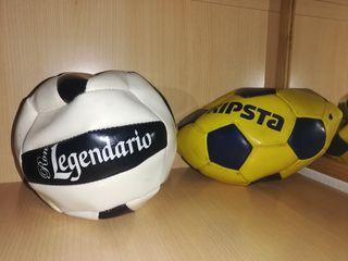 Pelotas de fútbol, para fútbol o para entretenerse