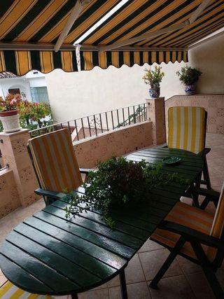 Casa adosada en alquiler en San Pedro de Alcántara pueblo en Marbella