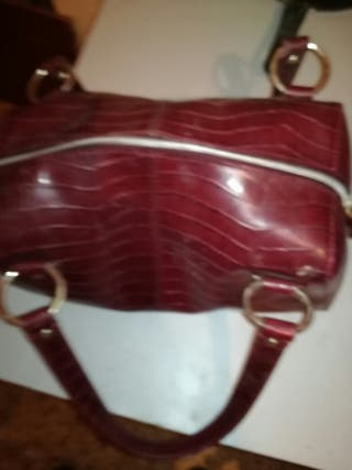 bolso de mujer de cuero