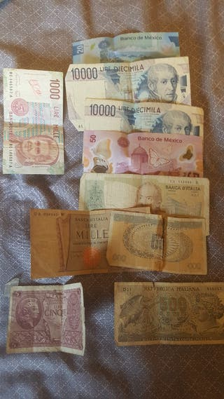 old money Notes