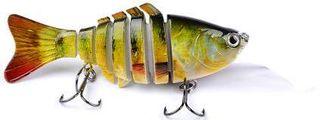 señuelo de pesca swimbait black-bass