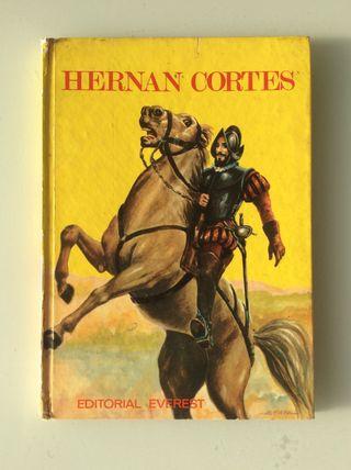 Libro cuento Hernan Cortes