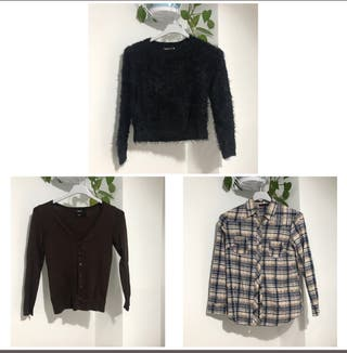 Lote ropa mujer tallaS/M