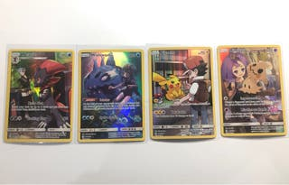 Cartas pokemon eclipse cosmico