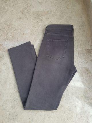 Pantalón vaquero gris talla S