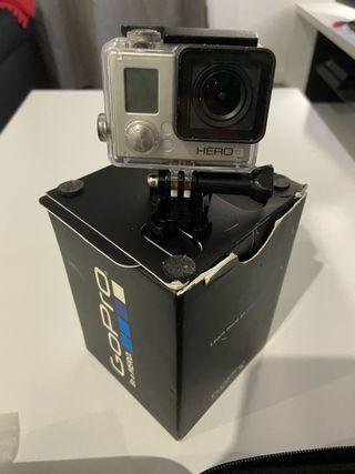 GoPro Hero 3 White Edition + Accesorios