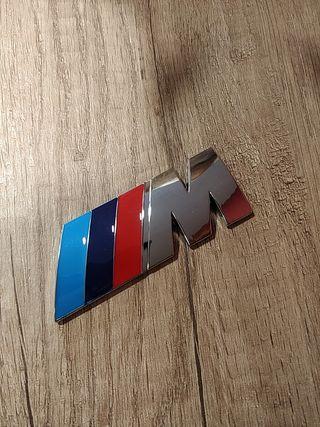 Emblema ///M BMW