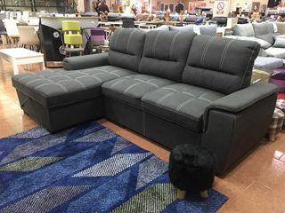 Sofá cama chaise longue Farrar NEW