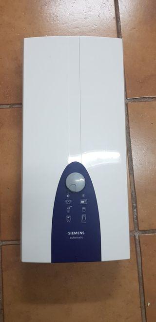 Calentador instantáneo eléctrico Siemens DH2440