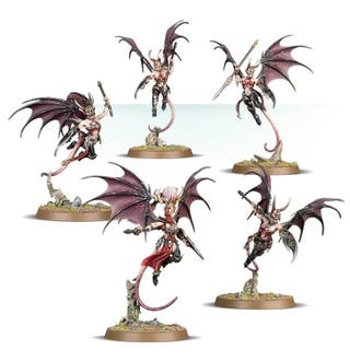 khinerai daughters of khaine x10
