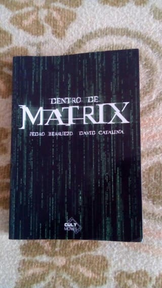 Libro Dentro de matrix
