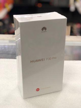 HUAWEI P30 PRO 256GB NEGRO PRECINTADO