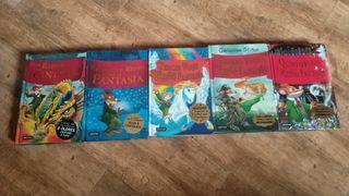 Se venden libros Saga Gerónimo Stilton