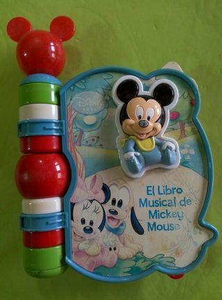 Libro musical
