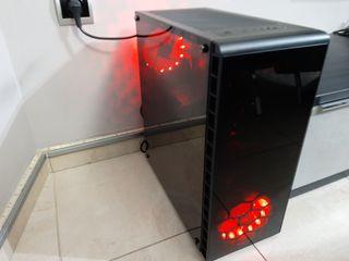 torre pc gaming ryzen 5 16gb gtx 1060 ssd w10