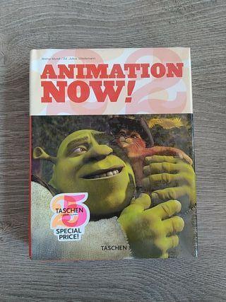 libro Taschen Animación Now!