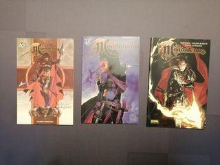 Colección comics The Magdalena