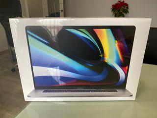 MacBook Pro 16 pulgadas 512gb touch bar PRECINTADO