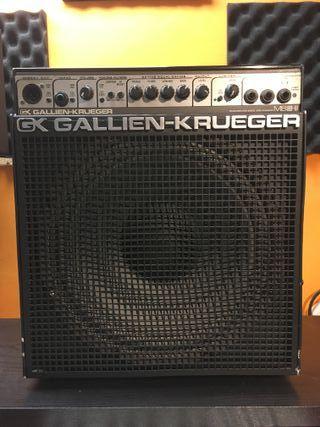 Amplificador de bajo - Gallien Krueger MB150S 112