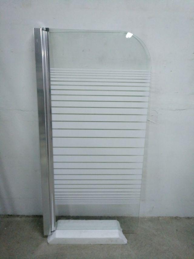 puerta de cristal para ducha