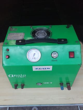 R ecicladora de gas