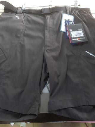 pantalones trangoworld hombre cortos