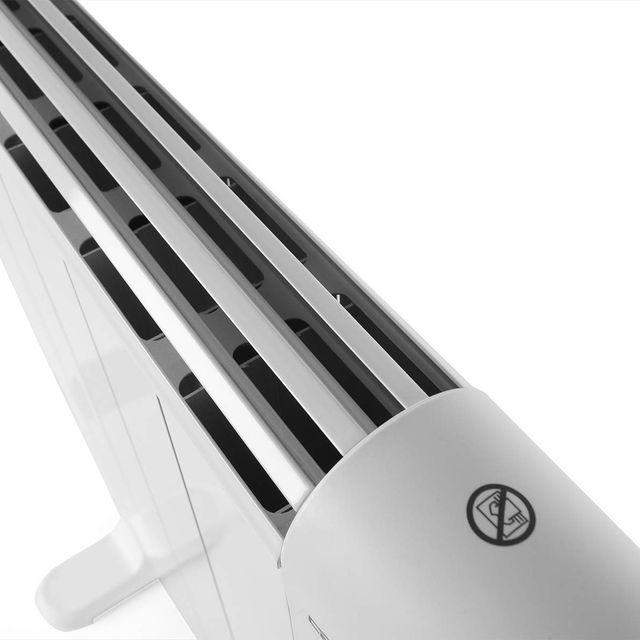 3 radiadores Orbegozo Emisor térmico, 1000 W, Alum