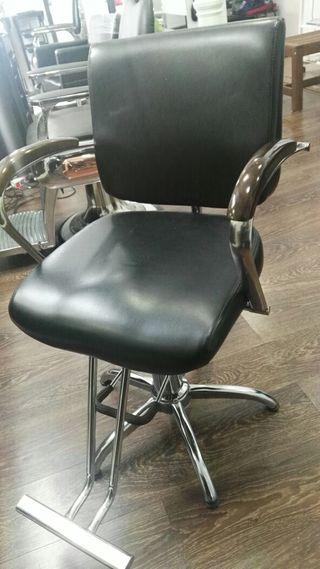 1 Sillas giratorias peluquería